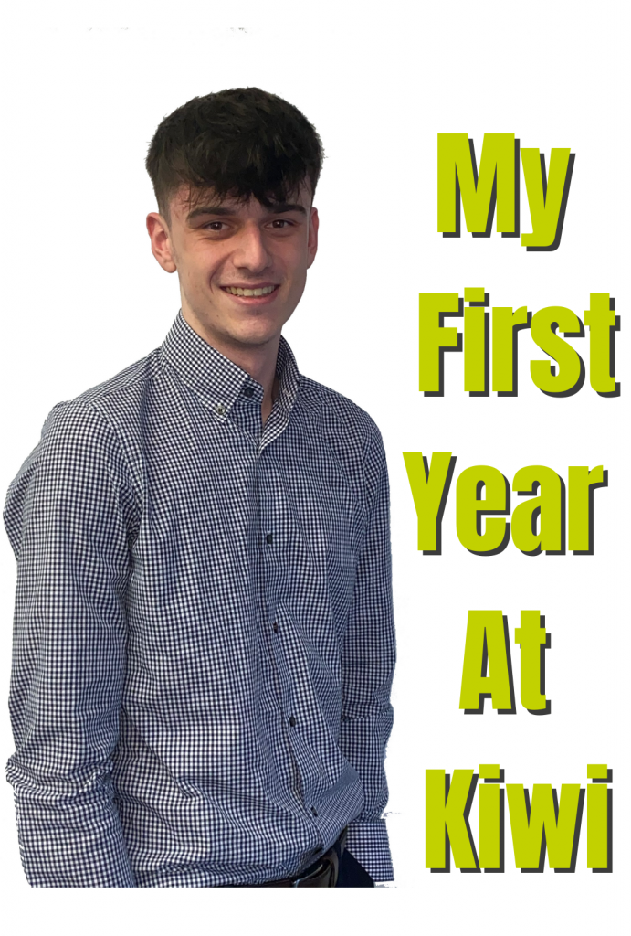 My First Year at Kiwi Education